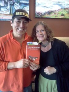 Susan M. Davis and Guy Kawasaki