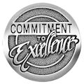Stephen B. Henry Commitment To Excellence Silver