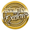 Stephen B. Henry Commitment To Excellence Gold