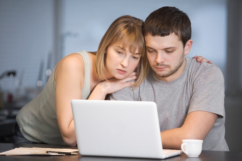 Young Couple Stay At Home Business Of Your Own
