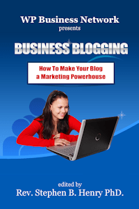 Business Blogging WP Business Network Original