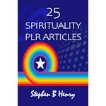 25 Spirituality Articles PLR