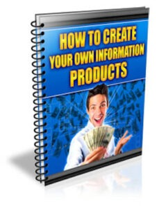 How To Create Your Own Products Stephen B Henry