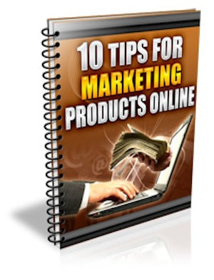 Marketing Products Online Stephen B. Henry